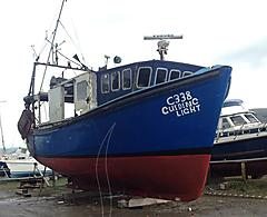 GUIDING LIGHT, TOMS OF POLRUAN TRAWLER boat for sale