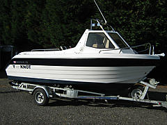 Y KNOT, WARRIOR 175 boat for sale