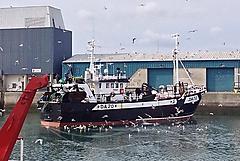 MIANDA, STEEL FREEZER TRAWLER boat for sale