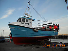 BOY ALAN, KINGFISHER 33 boat for sale