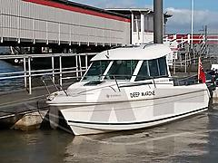 DEEP MARINE, JEANNEAU MERRY FISHER 625 boat for sale