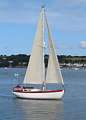 MANX WIND, TRADEWIND 33 boat for sale