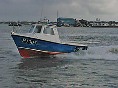 LADY P, DUVER boat for sale