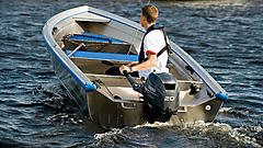 NEW, BUSTER XS boat for sale