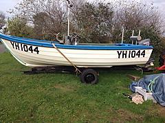 YOUNG LAUREN, ORKNEY 19FT FASTLINER boat for sale
