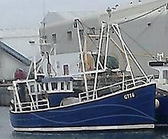 KEITH ÓG, MFV boat for sale