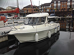 MISSY MOO, QUICKSILVER 640  boat for sale