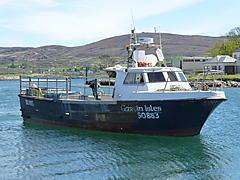 GARVIN ISLES, AQUASTAR 43 boat for sale
