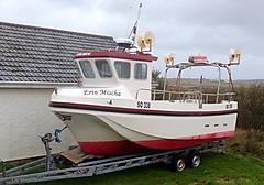 ERIN MISCHA, CYGNUS CYGNET 23 boat for sale