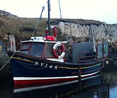 FAMILY FRIEND, CYGNUS GM21 boat for sale