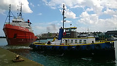 EMS DEFIANT, TUG boat for sale