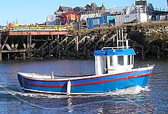 THE ROCK, GRP boat for sale