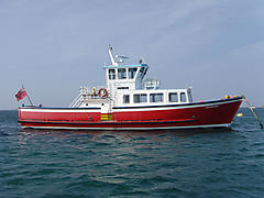 SEAHORSE, PASSENGER BOAT boat for sale