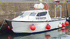 PEGASUS, CORVETTE BULLET boat for sale