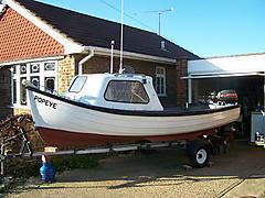 POPEYE, ORKNEY LONGLINER boat for sale