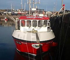 GRETA'S GIRL, KINGFISHER  FASTCATCH boat for sale