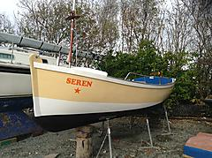 SEREN, OPEN LAUNCH boat for sale