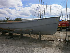 KINBRACE, EX MOD, LAUNCH boat for sale
