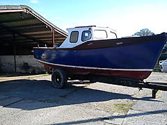 RIANDA, WEYMOUTH POTTER boat for sale