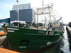 EENDRACHT B935, STEEL DREDGER/CARGO boat for sale