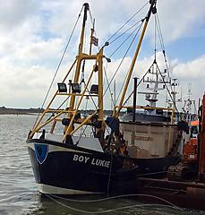 BOY LUKIE , STEEL NEWBURY ENGINEERING boat for sale