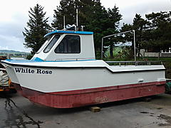 WHITE ROSE, CHEETAH CATAMARAN boat for sale