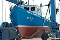 AERAE PERENNIUS, TIMBER 37' boat for sale