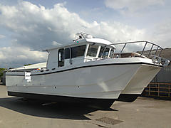 BREAKSEA BOATS , NEW BUILD COUGAR 10M boat for sale