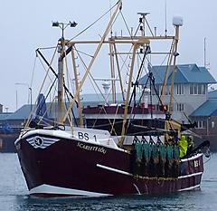 SCARLETT LOU, STEEL SCALLOPER boat for sale