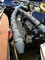UNNAMES, HALMATIC ARCTIC 22 RIB boat for sale