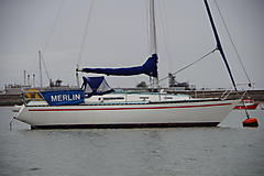 MERLIN, SADLER 32 boat for sale