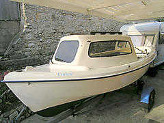 CURLEW, TIDERACER boat for sale