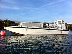 UNNAMED, HALMATIC 11M  boat for sale