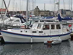 LADY KARINA, ROGGER 36 MOTORSAILER boat for sale