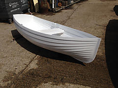 10' GRP CLINKER DINGHY, GRP CLINKER boat for sale