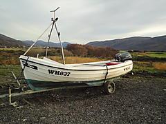 TEGAN, ORKNEY LONGLINER 16 boat for sale