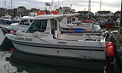 CAITLIN JADE, JEANNEU MERRYFISHER 605 boat for sale