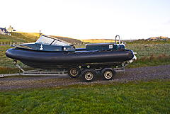 RIDE ON, NAIAD - SPECIAL EDITION boat for sale