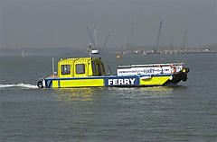 EXPLORER 12 HARWICH, HARBOUR FOOT FERRY boat for sale
