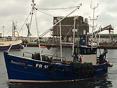 RADIANT, MACDUFF TRAWLER SCALLOPER boat for sale