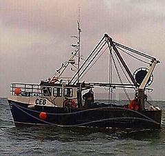 HARVESTER, STEEL TRAWLER SCALLOPER boat for sale
