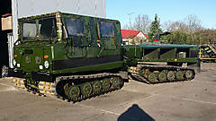 HAGGLUND AMPHIBIOUS, BV206 boat for sale