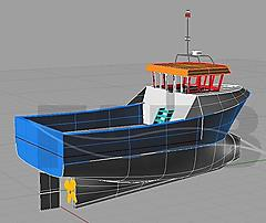 SH33, SEAHAWK boat for sale