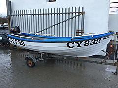 GEM, FIBREGLASS boat for sale