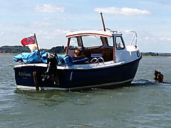 ALBION, ROMANY 21 boat for sale