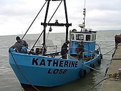 KATHERINE, STEEL boat for sale