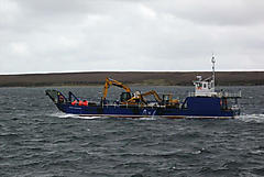 SKYE CROSSING, LANDING CRAFT AUCTION boat for sale