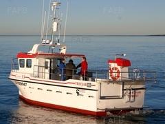 Cleopatra Fisherman 33 New Build