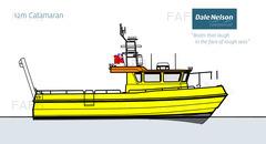 12m Dale Nelson Catamaran