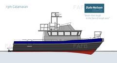 13m Dale Nelson Catamaran